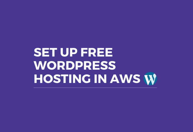 create a wordpres instance in amazon lightsail